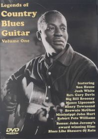 Legends of Country Blues Guitar Vol.1 - (Region 1 Import DVD)