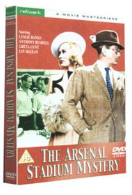 Arsenal Stadium Mystery - (Import DVD)