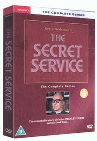 Secret Service-Complete Series - (Import DVD)