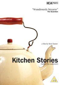 Kitchen Stories - (Import DVD)
