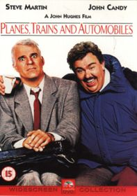 Planes, Trains and Automobiles - (Import DVD)