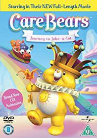 Care Bears: Journey to Joke-a-lot (DVD)