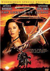 Legend of Zorro - (Region 1 Import DVD)