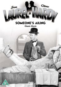 Laurel & Hardy - Someone's Ailin (Import DVD)