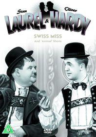 Laurel & Hardy - Swiss Miss - (Import DVD)