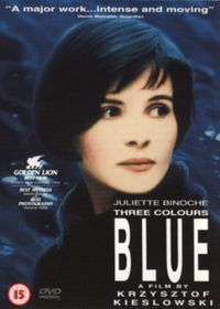 Three Colours Blue (Import DVD)
