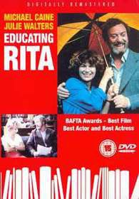 Educating Rita-Remastered (DVD)