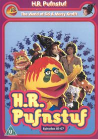 H.R.Pufnstuf Vol.1 Eps.1-7 - (Import DVD)