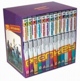 Monkey - The Complete Series - (Import DVD)