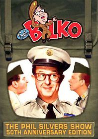 Sgt Bilko:50th Anniversary - (Region 1 Import DVD)