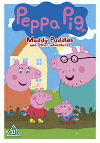 Peppa Pig: Muddy Puddles and Other Stories (DVD)
