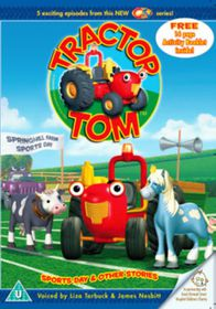 Tractor Tom - Sports Day - (Import DVD)