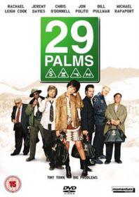 29 Palms (Import DVD)