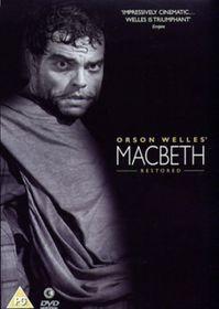 Macbeth (Orson Welles) - (Import DVD)