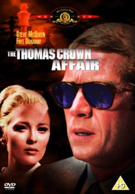 Thomas Crown Affair (1968) (Import DVD)