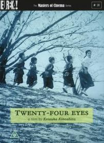 Twenty-Four Eyes - (Import DVD)