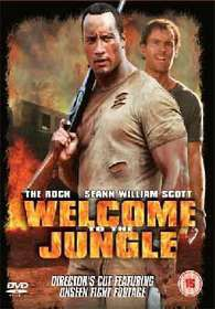 Welcome To The Jungle - Director's Cut (DVD)
