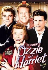 Adventures of Ozzie & Harriet Vol 2 - (Region 1 Import DVD)