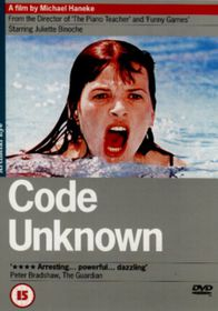 Code Unknown - (Import DVD)