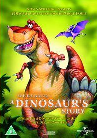 Dinosaur'S Story-We'Re Back - (Import DVD)