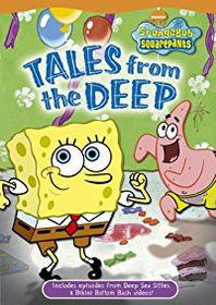 Spongebob Squarepants: Tales From The Deep (DVD)