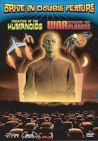 Creation Of Humanoids/War Between The Planets - (Region 1 Import DVD)