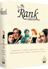 Rank 70 Years Collection Box - (Import DVD)