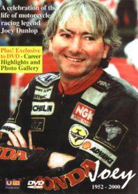 Joey Dunlop 1952-2000.  - (Import DVD)