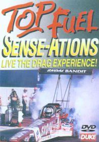 Top Fuel Sensations  - (Import DVD)