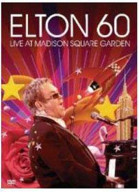 Elton John - Elton 60 - Live At Madison Square (DVD)