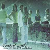 Boards Of Canada - Music Has The Right To Children (CD)