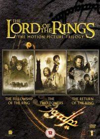 The Lord of the Rings Trilogy (Theatrical Edition Box Set) (DVD)