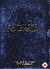 The Lord of the Rings: The Return of the King - Extended Cut (DVD)