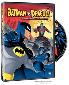 Batman vs Dracula (DVD)