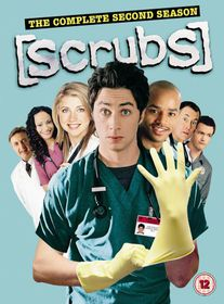 Scrubs Season 2 (DVD)