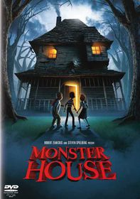 Monster House (2006) (DVD)