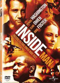 Inside Man (2006) - (DVD)