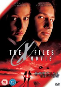 X-Files : The Movie (Import DVD)