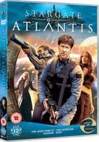 Stargate Atlantis - Season 2 - Vol. 1 (Import DVD)