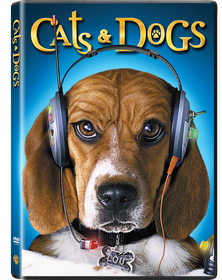 Cats And Dogs (2001)(DVD)