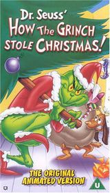 How The Grinch Stole Christmas - (DVD)