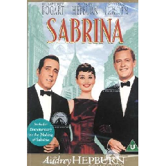 Sabrina (1954)(DVD)