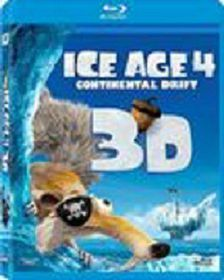 Ice Age: Continental Drift (3D Blu-ray)