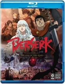 Berserk:Golden Age Arc I Egg of The K - (Region A Import Blu-ray Disc)