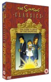 The Simpsons: Dark Secrets (Import DVD)