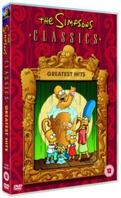 The Simpsons: Greatest Hits (Import DVD)