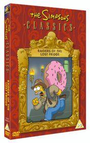 The Simpsons - Raiders Of The Lost Fridge (Import DVD)