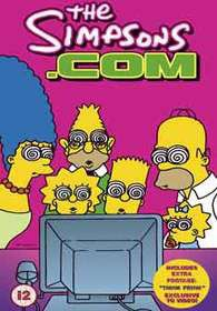 Simpsons: Simpsons.Com (DVD)