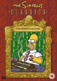 Simpsons: Simpsons.Com (DVD)