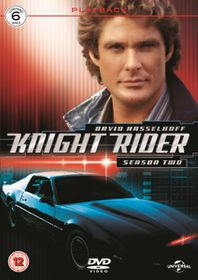 Knight Rider Season 2 (DVD)
